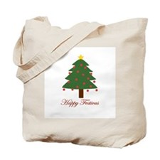 Happy Festivus Tote Bag