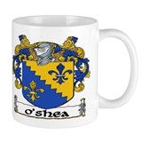 O'Shea Coat of Arms Small Mugs