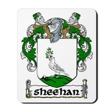 Sheehan Coat of Arms Mousepad