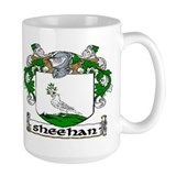 Sheehan Coat of Arms Mug