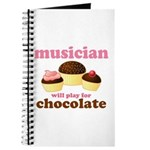 Funny Chocolate & Music Journal
