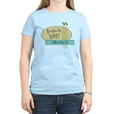 Everybody Loves a Maple Syrup Fan T-Shirt