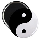 Yin Yang Taijitu Magnet