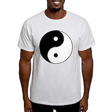 Yin Yang Taijitu T-Shirt