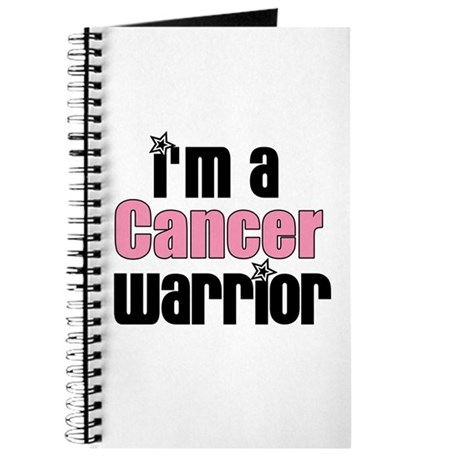 I'm a Cancer Warrior Journal