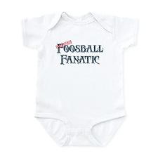 Foosball Fanatic Infant Bodysuit