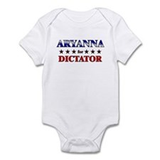 ARYANNA for dictator Infant Bodysuit