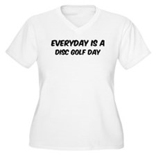 Disc Golf everyday T-Shirt