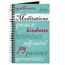 Fruits of the Spirit Meditations Journal