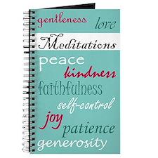 Fruits of the Spirit Meditations Journal
