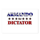 ARMANDO for dictator Postcards (Package of 8)
