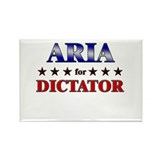 ARIA for dictator Rectangle Magnet (10 pack)