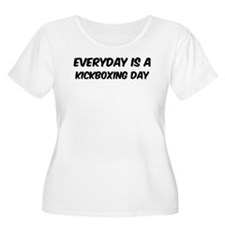 Kickboxing everyday T-Shirt