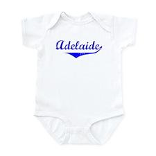 Adelaide Vintage (Blue) Infant Bodysuit