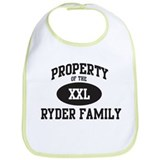 Property of Ryder Family Bib