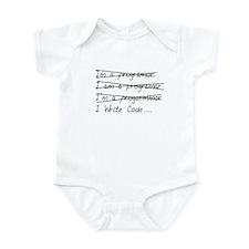 I write code Infant Creeper