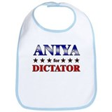 ANIYA for dictator Bib