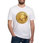 Gold Buffalo Fitted T-Shirt