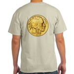 Gold Indian Head Light T-Shirt