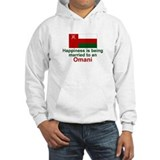 Omani-Happily Married Jumper Hoody