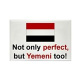 Perfect Yemeni Rectangle Magnet