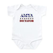 AMYA for dictator Onesie