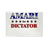 AMARI for dictator Rectangle Magnet