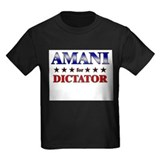 AMANI for dictator T