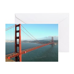 Golden Gate Bridge - SF Greeting Cards (10)