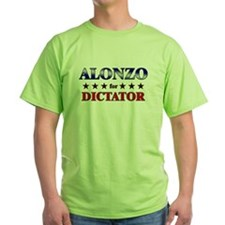 ALONZO for dictator T-Shirt