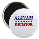 ALIYAH for dictator Magnet