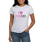 I Love The OC Women's T-Shirt