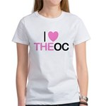 I Love The O C Women's T-Shirt