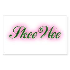 Skee Wee Decal