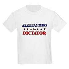 ALESSANDRO for dictator T-Shirt