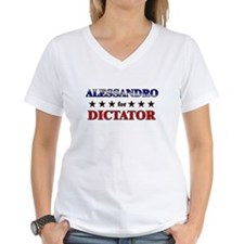 ALESSANDRO for dictator Shirt