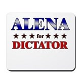 ALENA for dictator Mousepad