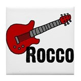 Guitar - Rocco Tile Coaster