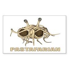Pastafarian 3x5 Decal
