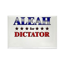 ALEAH for dictator Rectangle Magnet
