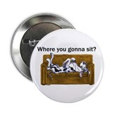 "NH Where RU Gonna Sit? 2.25"" Button (100 pack)"