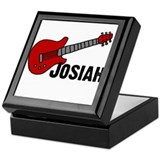 Guitar - Josiah Keepsake Box