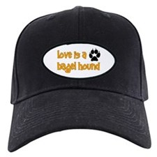 Love is a Bagel Baseball Hat