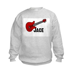 Guitar - Jace Kids Sweatshirt