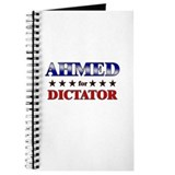 AHMED for dictator Journal