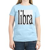 309. libra.. Women's Pink T-Shirt