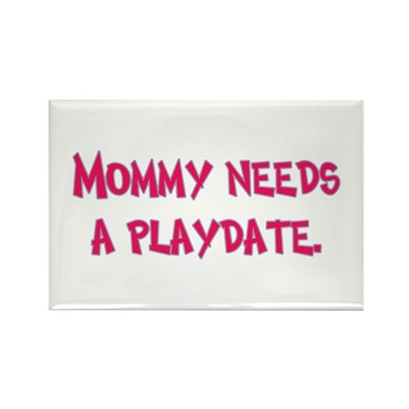 Gifts for Moms Rectangle Magnet