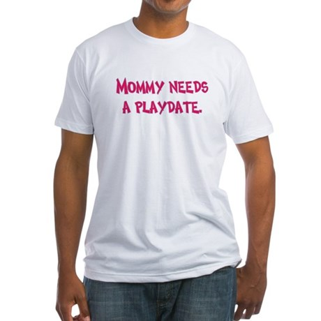 Gifts for Moms Fitted T-Shirt
