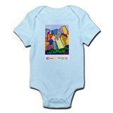 Infant Bodysuit<BR>Millennium Park View