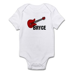 Guitar - Bryce Infant Bodysuit